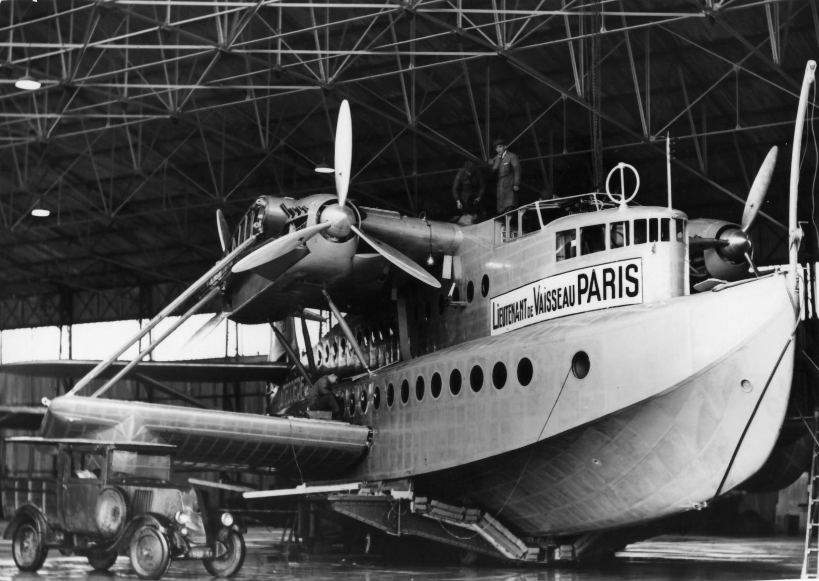 """Laté 521 """"Lt de vaisseau Paris"""""""