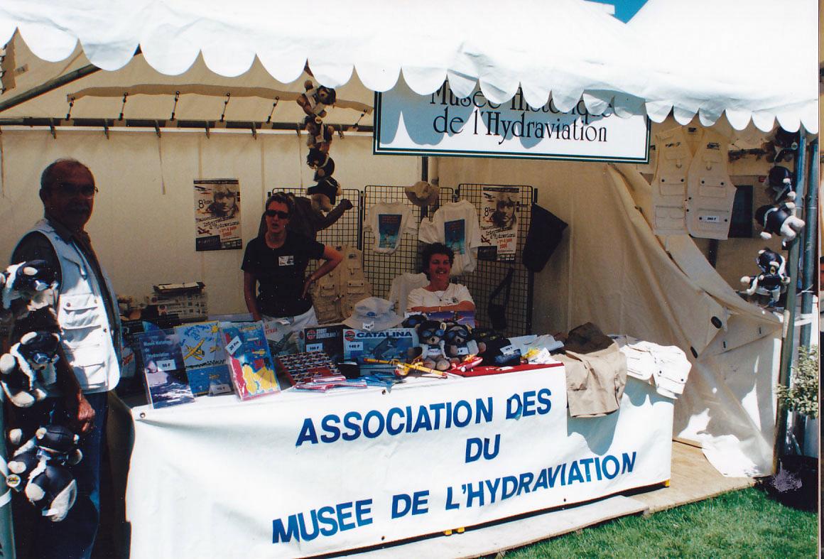 Stand de l'Association - 2000