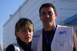 Isabelle & Philippe Magnes - 2008