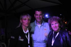 Isabelle, Col Azoune, Sylvie - 2012