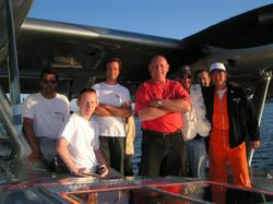 L'équipe des parqueurs  - 2008