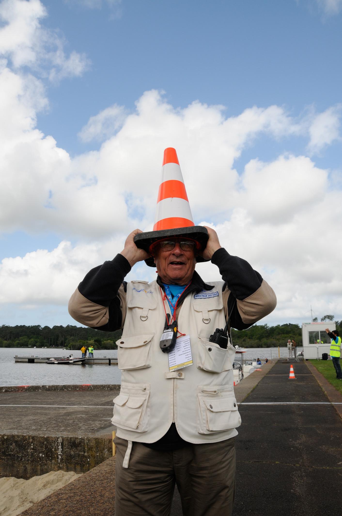 Le Président Jacques Lauray - 2010