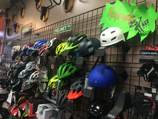 Helmets On Sale!