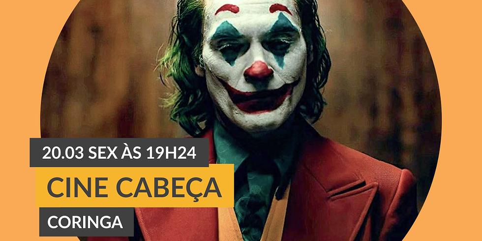Cine Cabeça com Coringa