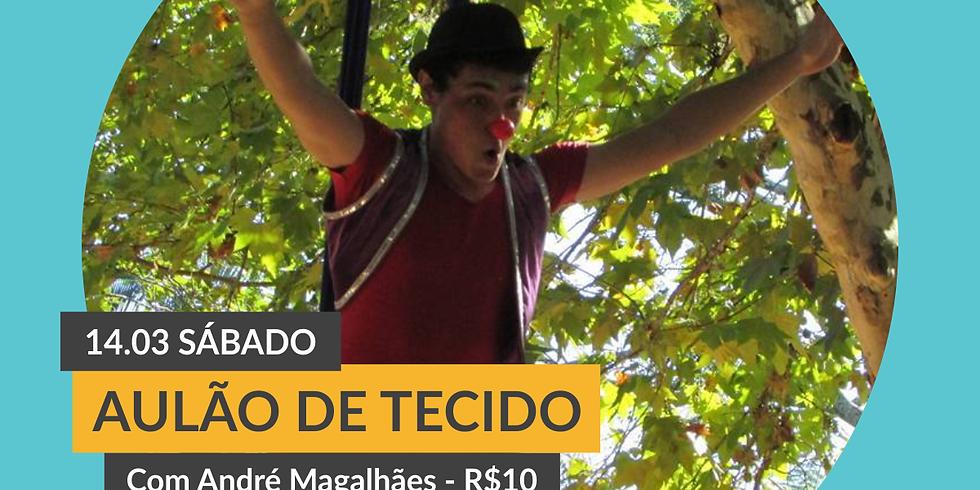 Aulão de Tecido com André Magalhães