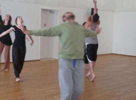 dance like yourself - daytime classes - june