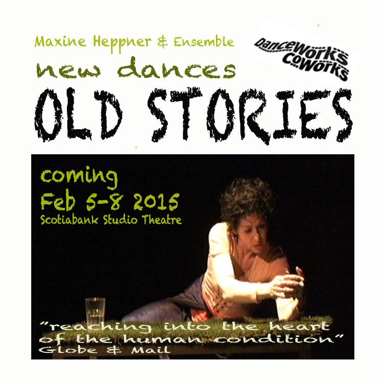 Old Stories by Maxine Heppner