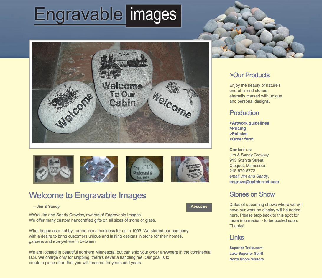 Engravable Images