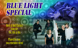 Blue Light Special Rock Band