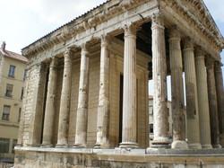 Temple d'Auguste et de Livie Vienne 38200