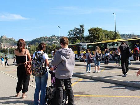 Société - Ouverture des inscriptions au transport scolaire DOM'ÉCOL