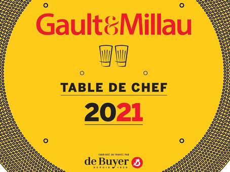 Gastronomie - La Pyramide décroche 4 toques au Gault & Millau