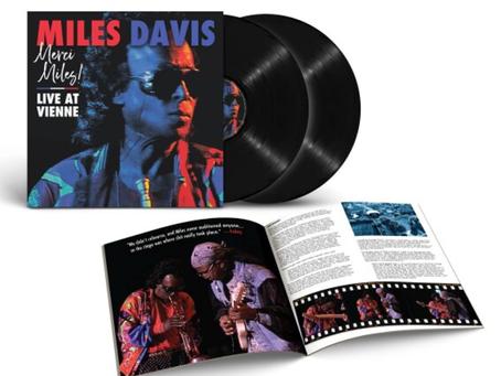 Culture - Sortie d'un « Live at Vienne » de Miles Davis
