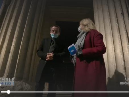 Société - Un nouveau reportage sur Vienne sur France 3