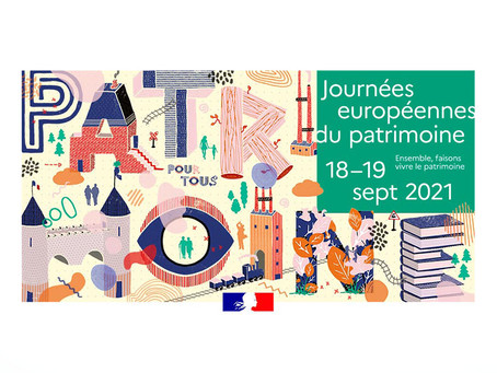 Culture - Journées du patrimoine les 18 et 19 septembre