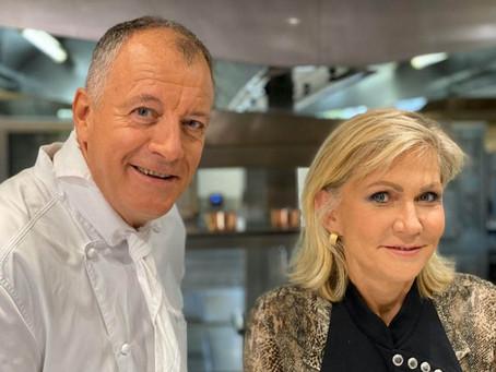 """Gastronomie - Le restaurant La Pyramide au programme de """"Goutez-Voir"""""""