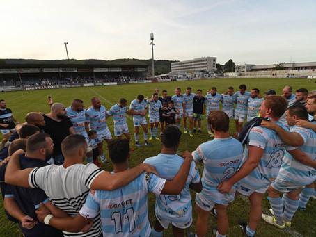 Sport - Rugby : Les viennois remportent une victoire bonifiée à Drancy