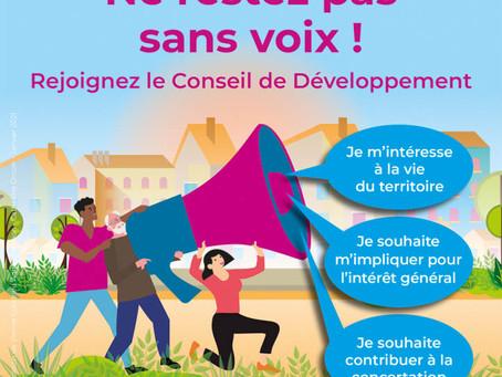 Société - Le Conseil de Développement recherche des participants