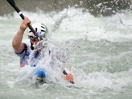 Sports - Trois médailles pour les kayakistes viennois