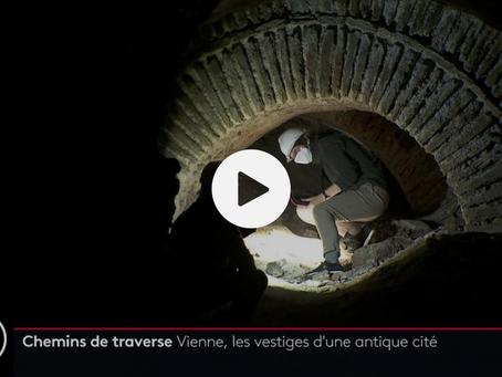 Société - Les vestiges antiques de Vienne sur France 2