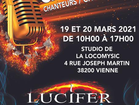"""Culture - Grand casting pour la comédie musicale """"Lucifer entre ombre et lumière"""""""