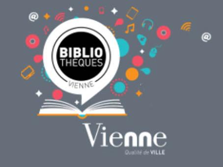 Culture – Un service « Book & Go » sur les bibliothèques de Vienne