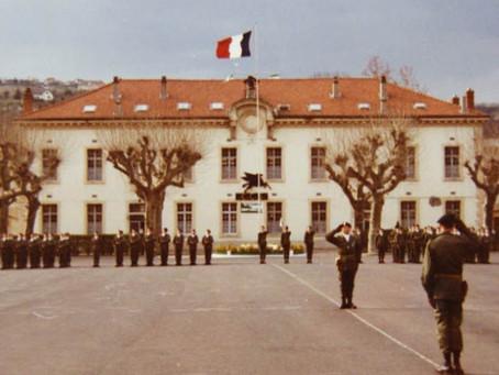 Insolite – Quand le sous-brigadier Valéry Giscard d'Estaing séjournait à Vienne