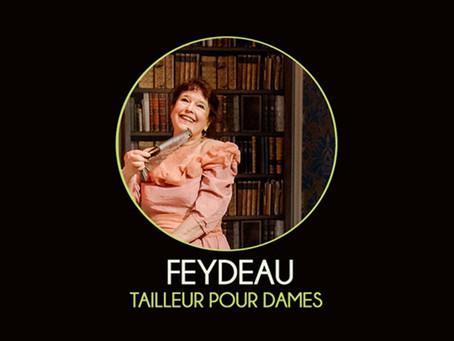 Culture - Une pièce de Feydeau au théâtre Saint Martin