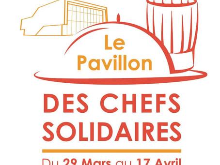 Solidarité – Les Chefs cuisinent au profit des associations caritatives