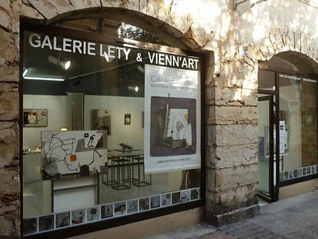 Culture - Gabriel Cytal expose à la galerie Léty