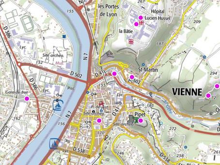 Société - Les émetteurs de téléphonie mobile 5G à Vienne
