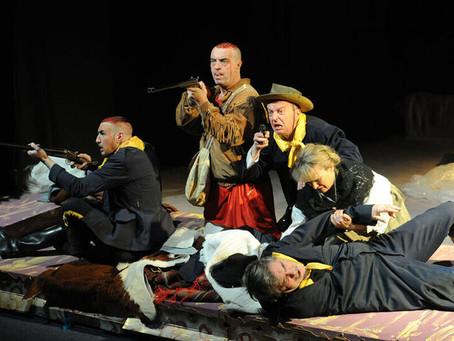 Culture – Le théâtre Saint Martin joue en plein air