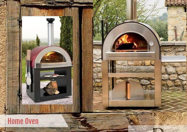 Pizza Party Wood & Gas Oven
