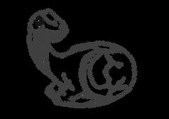 Brachiosaurus Baby | zum Download