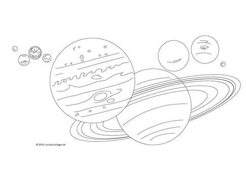 Planetensystem | zum Download