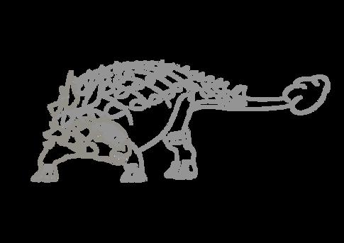 Ankylosaurus | zum Download