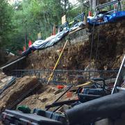 Hillside Excavation #3