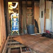 Houseboat Remodel #6