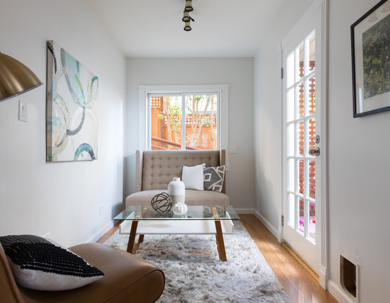 Dryrot Repair Around Door & Window / Painting