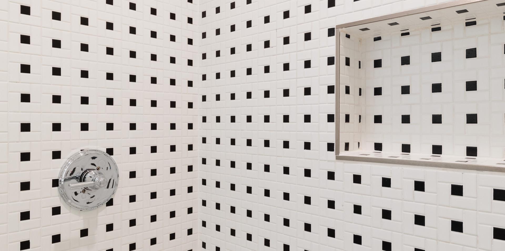 Custom Designer Tile Work
