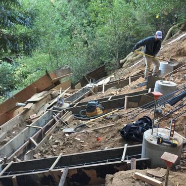 Hillside Excavation #2