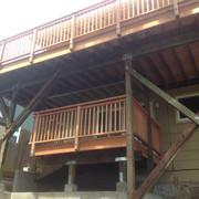 Deck Installation & Soil Excavation #2