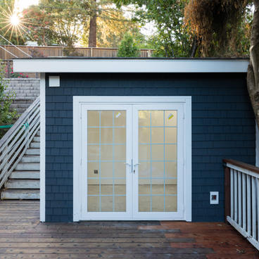 Tiburon Back Yard Studio
