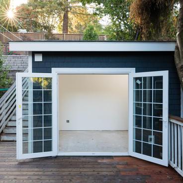 Studio W/Open Doors