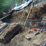 Hillside Excavation #1