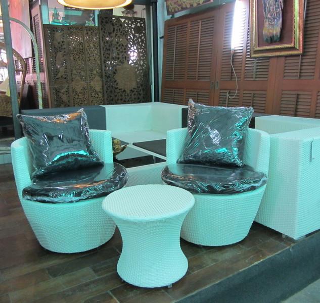 Cane Furniture.