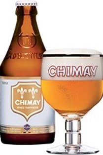 Chimay White 4 pack bottles