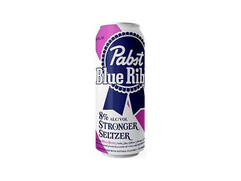 Pabst Wild Berry Seltzer 8% abv