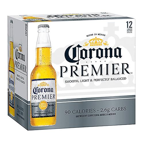 Corona Premier 12 pack bottles
