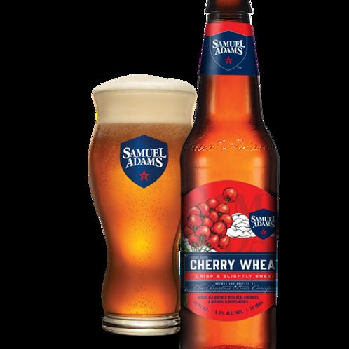 Sam Adams Cherry Wheat 6 pack bottles